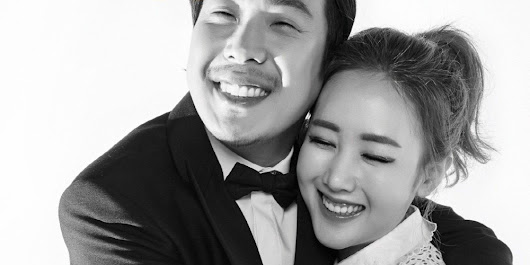 HaHa says he and his wife Byul only had two fights so far in their marriage
