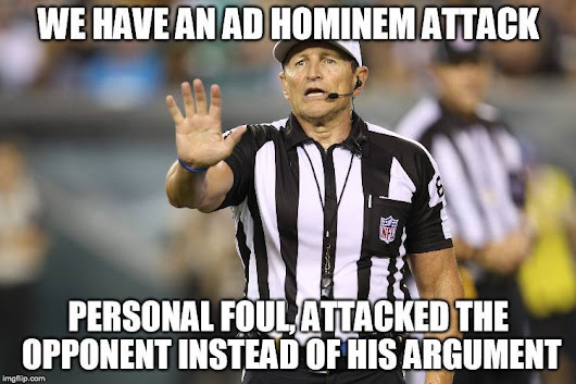 Logical Fallacy Ref