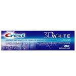 Crest 3D White Vivid Radiant Mint Toothpaste - 0.85 Oz