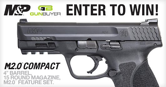 Win a NEW M&P®9 M2.0™ Compact!