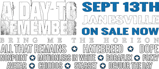 JJO Sonic Boom Concert | September 26th, 2015 | Janesville, WI