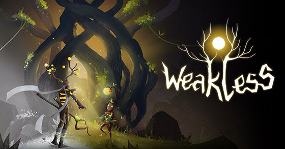 """""""Weakless"""" is coming to the Xbox One on December 13th and PC in early 2020"""