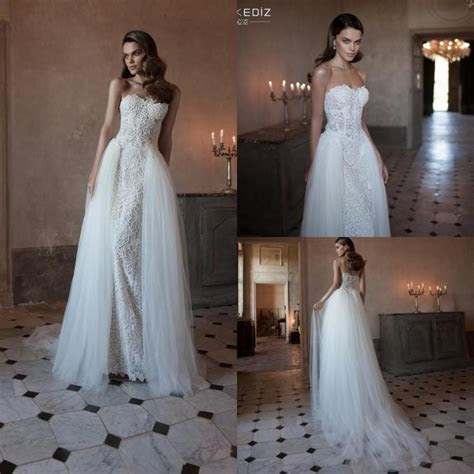 Exquisite 2015 Simple Garden Wedding Dresses Spring