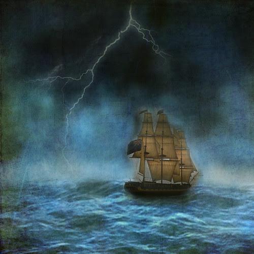 Cape Horn, 1798 by Queen Be-Lynne Larkin