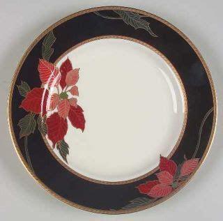 Mikasa Christmas Eve Mug, Fine China Dinnerware Red