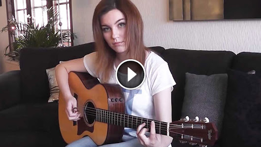 She Plays 'Hotel California,' But I've Never Heard It Performed Like This. Wow