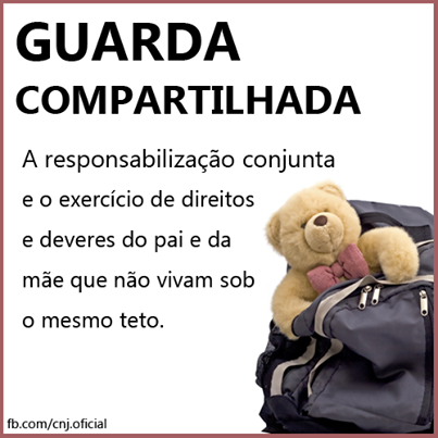 Sobre a nova lei de guarda compartilhada