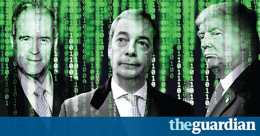 The great British Brexit robbery: how our democracy was hijacked | Technology | The Guardian