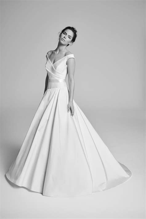 Suzanne Neville Wedding Dresses at Miss Bush bridal