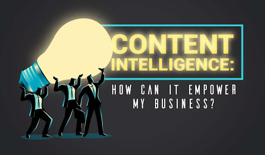 Content Intelligence How Can it Empower My Business [Infographic]