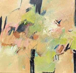 """Monet's Garden by Filomena Booth Acrylic ~ 30"""" x 30"""""""