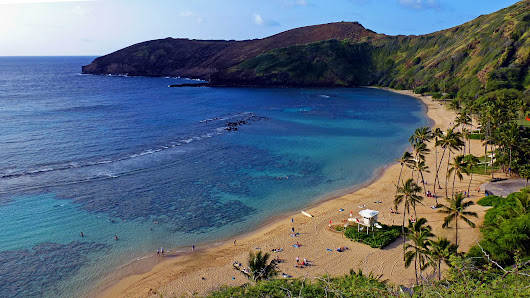 Hanauma Bay, Best Beach in the USA