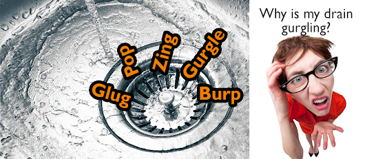 Why Your Plumbing Gurgles - The Clog Blog