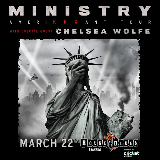 Ministry Ticket Giveaway