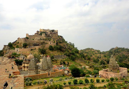 Round Trip to Kumbhalgarh From Udaipur