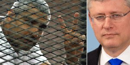Harper Should Stand With Canadians And Help Free Mohamed Fahmy