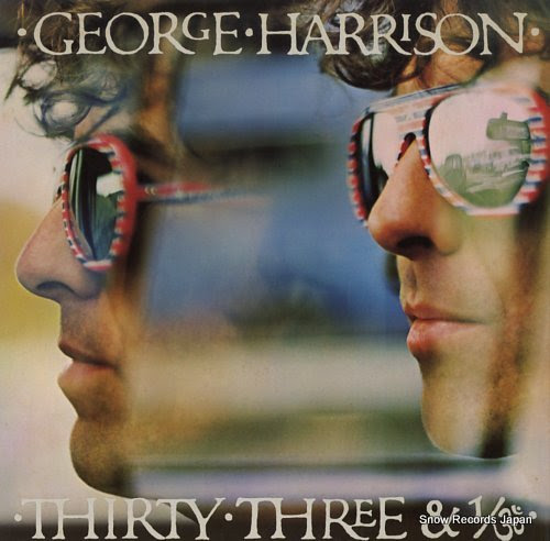 HARRISON, GEORGE thirty-three & 1/3