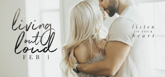 Cover Reveal ~ Living out Loud by Staci Hart
