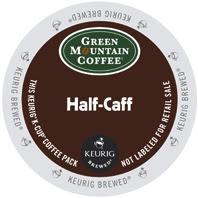 Green Mountain Half-Caff Keurig® K-Cup® coffee