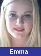 Emma, guest blogger