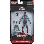 Spider-Man Into the Spider-Verse Marvel Legends Stilt-Man Series Miles Morales Action Figure