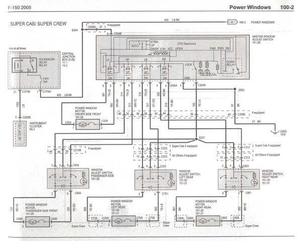 32 2005 F150 Stereo Wiring Diagram