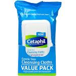 Cetaphil Gentle Skin Cleansing Cloths - 50ct
