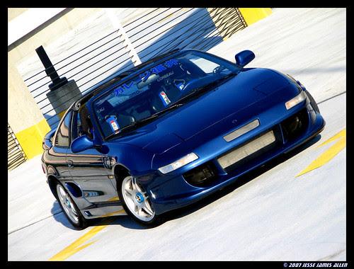 Garage Fukui MR2 Turbo