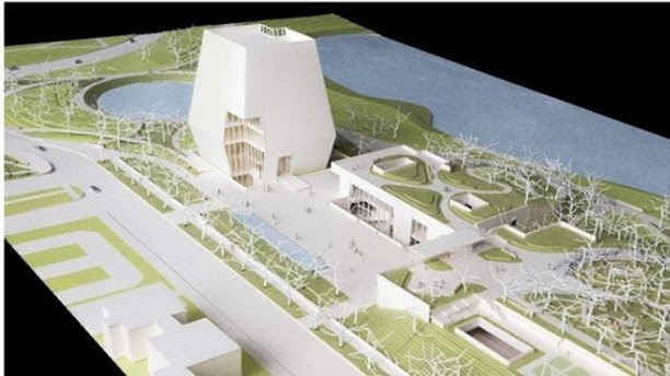 Obama Library 2