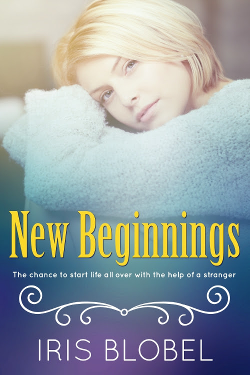 Book Spotlight and Character Interview – New Beginnings by Iris Blobel