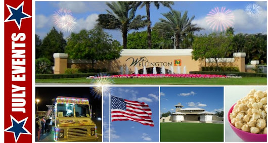 Wellington Florida Events | Week of July 10th, 2017