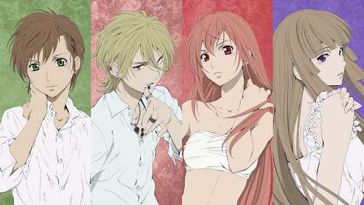 Descargar Zetsuen no Tempest - BluRay 1080p por MEGA - Japan Paw!