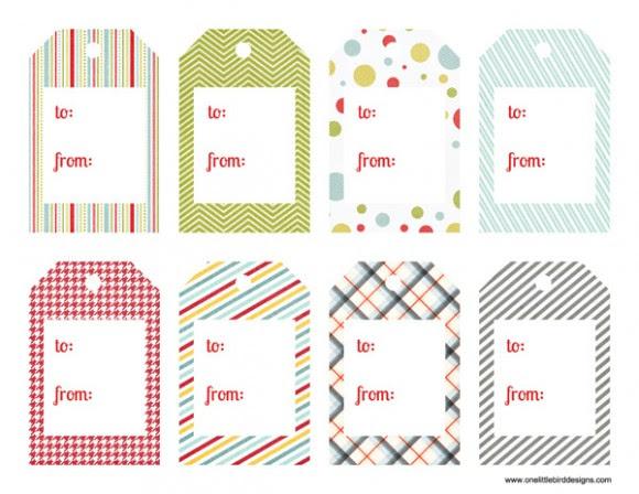 Free Stag Gift Tag Printable — Crafthubs