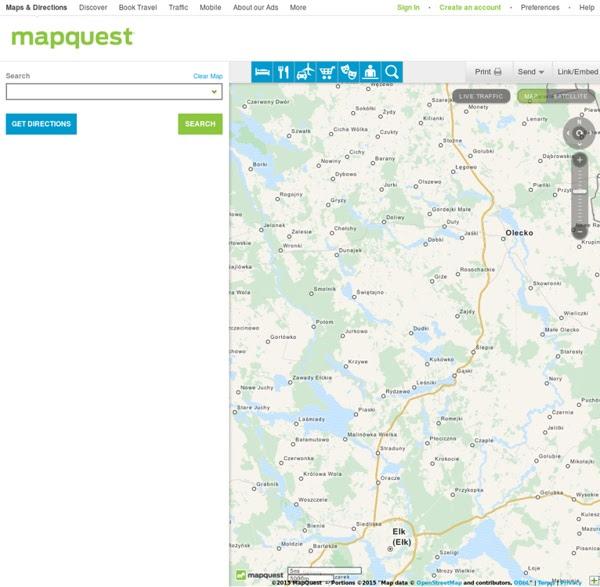 MapQuest Maps - Driv