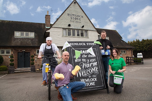 Hemlock Stone Pub aiming to raise £2,500 - Treetops Hospice Care