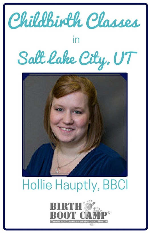 Birth Classes in Salt Lake City, UT with Hollie Hauptly