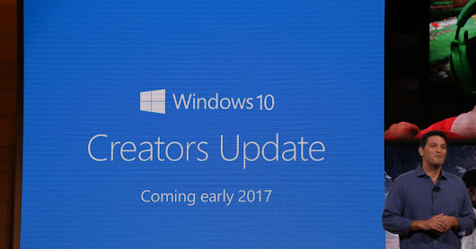 Microsoft will let users manually download the Creators Update on April 5th