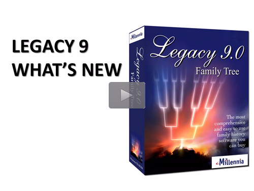 The new Legacy Family Tree 9 is here!
