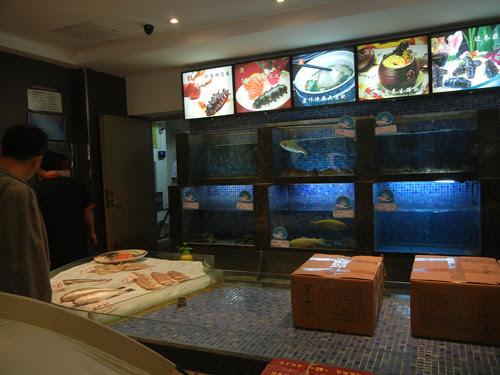 DSCN5198 _ Restaurant, Shenyang, September 2013