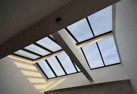 Rumah Atap Kaca Minimalis
