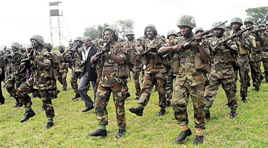 Militia Gang: Nigerian Army Arrests Suspected Members In Benue - Glamtush