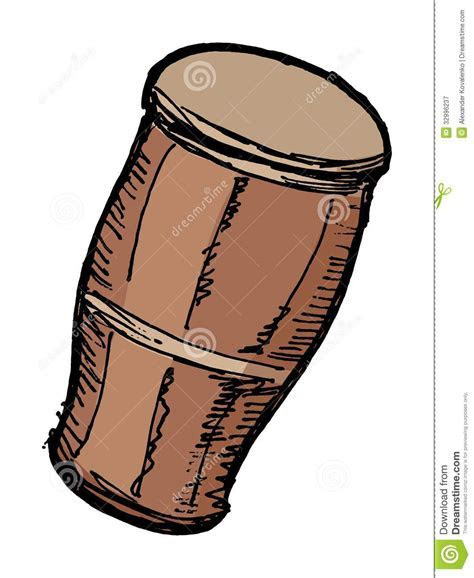 Indian Drum Royalty Free Stock Photography   Image: 32996237