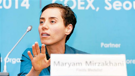 Iranian mathematics prodigy Maryam Mirzakhani dies at 40