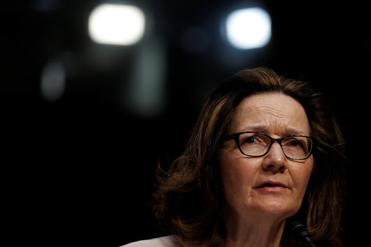 Gina Haspel offered a forgetful slip on the CIA's history of torture