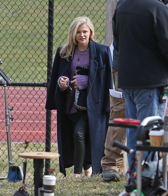 Chloe Moretz on November Criminals set -02