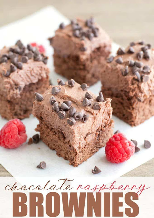 3 Brownie Recipes and Dare to Share Saturday