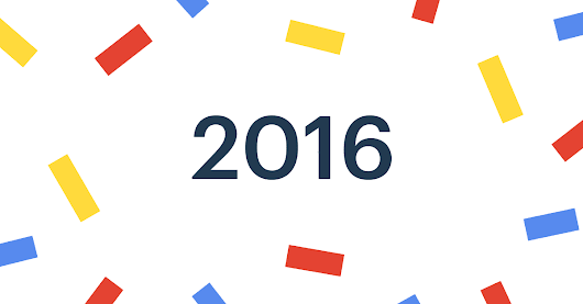 My Todoist Year in Review 2016