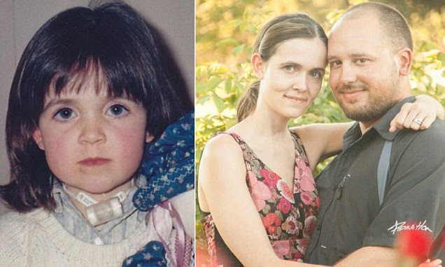 'My Mum cut my throat when I was two in a Bible sacrifice and prepared to roast me in the family oven' - Susannah Birch, 27, speaks about the attack which changed her life her life and her brave fight back