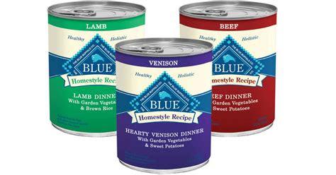 petsmart petperks members  blue buffalo wet dog food