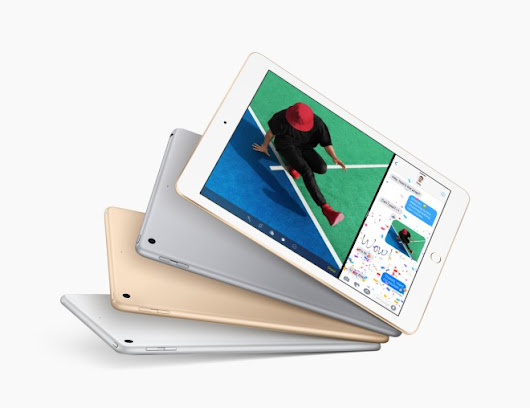Apple presenta il nuovo iPad 9.7 con display Retina da 409€ - HDblog.it